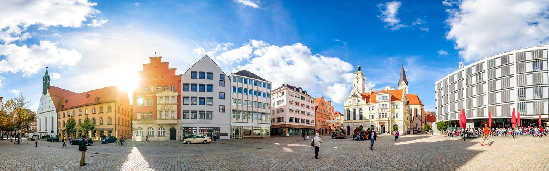 Möbel einlagern in Ingolstadt und Umgebung