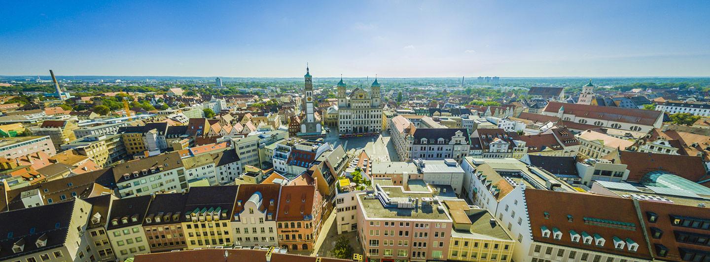 Möbel einlagern in Augsburg und Umgebung