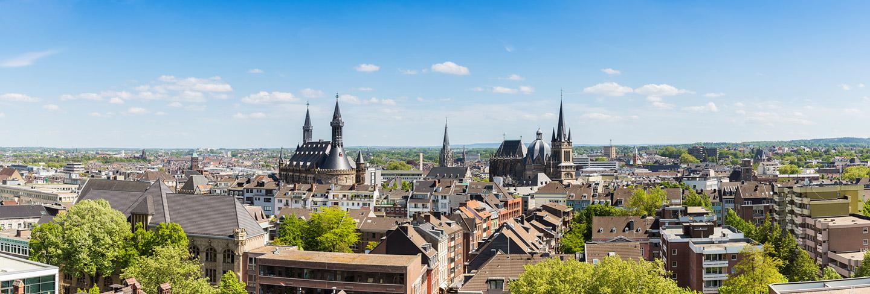 Möbel einlagern in Aachen und Umgebung